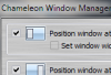 фотография Chameleon Window Manager