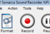 фотография Sonarca Sound Recorder XiFi
