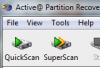 фотография Active Partition Recovery
