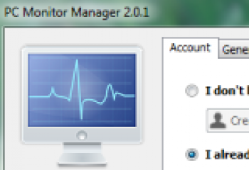 скриншот PC Monitor Manager