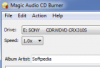 фотография Magic Audio CD Burner