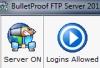 фотография BulletProof FTP Server